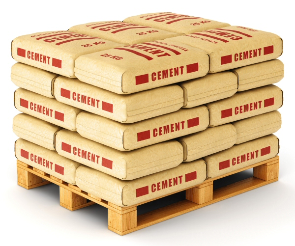 Ultratech Cement Bag Types : Calculate bags of cement on a pallet