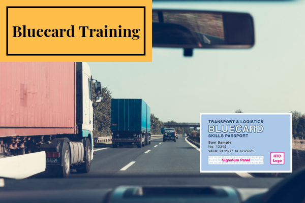 Bluecard - WHS for the Transport and Logistics Industry