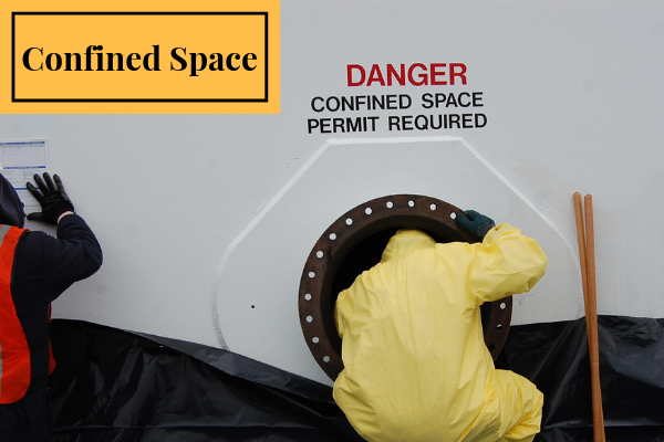 Confined Space Training - Newcastle