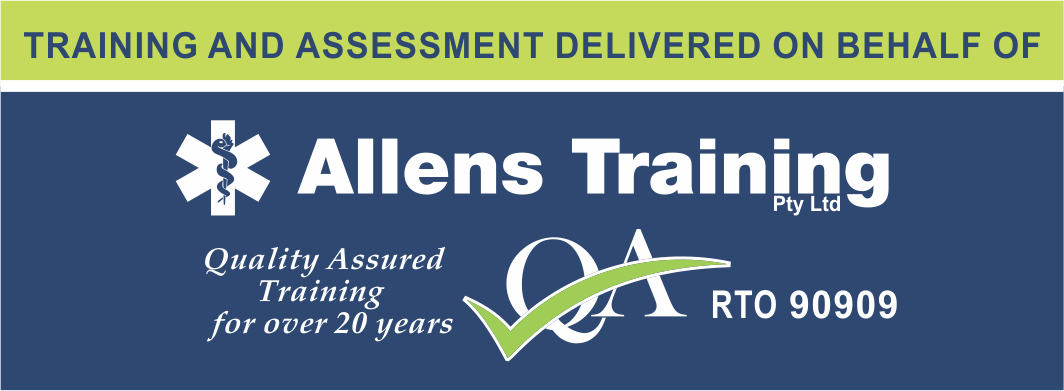 Provide First Aid - Delivered on Behalf of Allens Training Pty Ltd RTO 90909