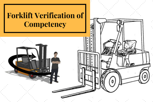 Forklift Verification of Competency (VOC)