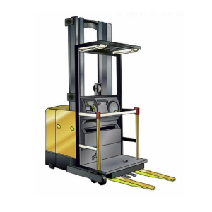 Order Picker Forklift Training Image