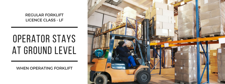 Order Picker Forklift License | Order Picker Training