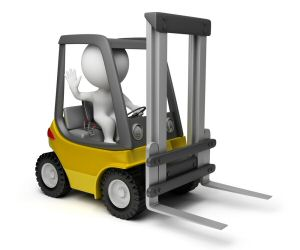 Forklift Training Image