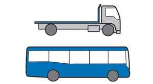 Medium Rigid Truck Images